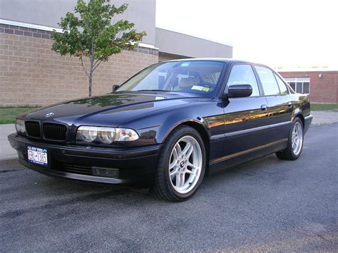 2000 Bmw 740i German Cars For Sale Blog