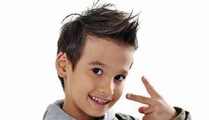Coupe Enfant Garçon : coiffure ~ Melissatoandfro.com Idées de Décoration