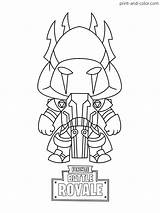 Fortnite Coloring Pages Ice King Printable Cartoon Sheets Drawings Cool Star Chibi Skin Drawing Boys Many Royale Animal Easy Crackshot sketch template