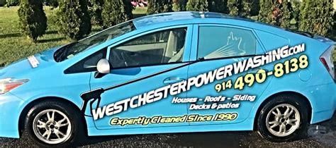 westchester power washing