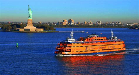 Ferry Boat Nj To Nyc by 14 Free Boat Rides In New York And New Jersey Kid 101