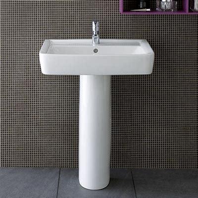 meuble colonne pour cuisine lavabo sur colonne espace aubade