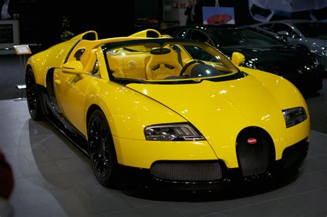File Bugatti Veyron Grand Sport Black Yellow Jpg