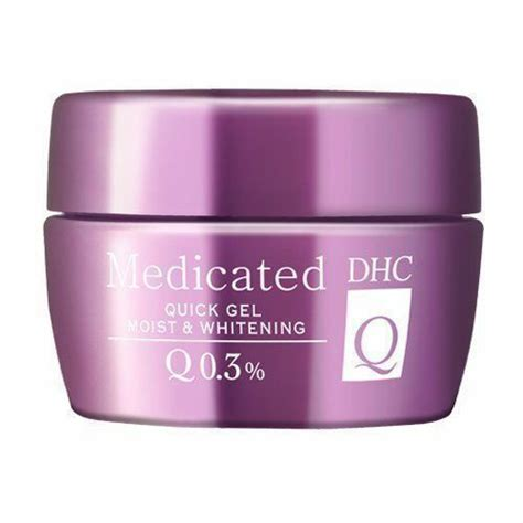 Made in JAPAN DHC Coenzyme Q10 Quick Gel Brightening