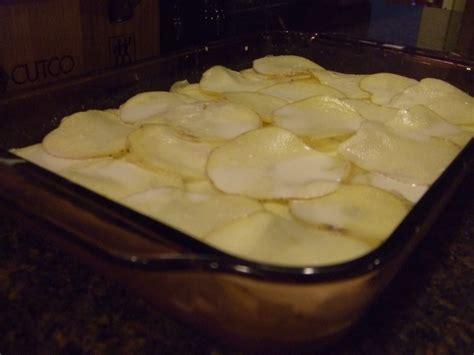 pommes de terre gratin 233 es 224 la truite fum 233 e la recette