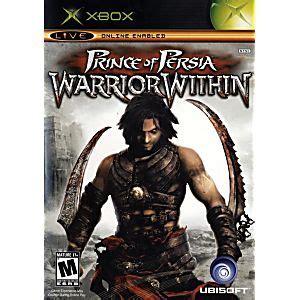 prince  persia warrior  xbox