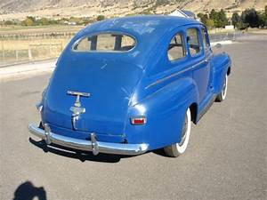 1941 Mercury 4 Door Sedan