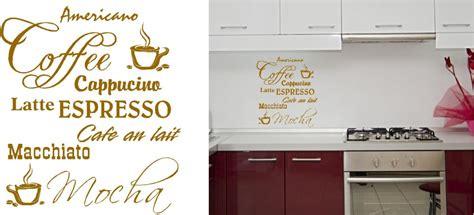 COFFEE VINYL WALL ART STICKERS GRAPHICS   Custom DesignsCustom Designs