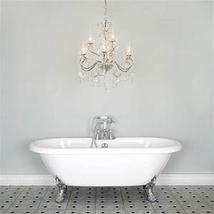 Vara 9 light bathroom chandelier chrome for Chandeliers for bathrooms uk