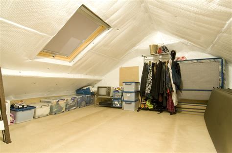 our house storage room attic loft living storage solutions roof space renovators