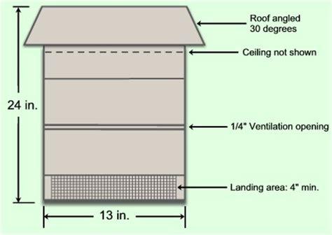 bat houses building plans find house plans