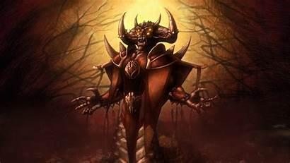 Demon Dark Fantasy Wallpapers Background Wall