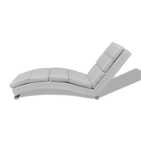 la chaise longue fr la boutique en ligne chaise longue blanche vidaxl fr