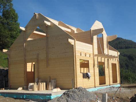 maison ossature bois allemagne quel type de maison en bois faire construire habitatpresto