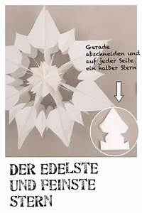 Sterne Aus Butterbrottüten Basteln : sterne aus butterbrott ten kostenlose anleitung bastelvorlage advent weihnachten ~ Watch28wear.com Haus und Dekorationen
