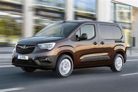 Vauxhall Combo van prices announced   Auto Express