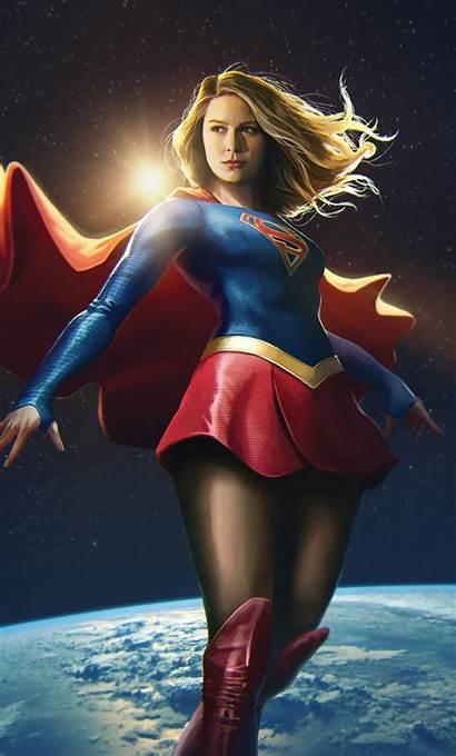 Supergirl Superhero Central 4k Wallpapers Iphone Superheroes