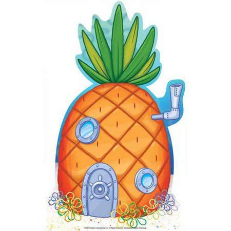 pineapple house spongebob pineapple standee walmart