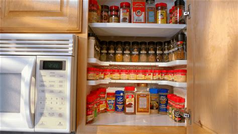 Indian Spice Organizer by This 19 Spicy Shelf From Walmart Is A Kitchen