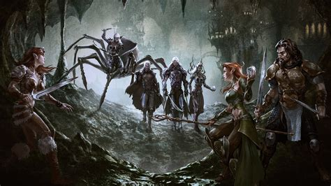 D D Background Dungeons And Dragons Wallpapers 71 Images