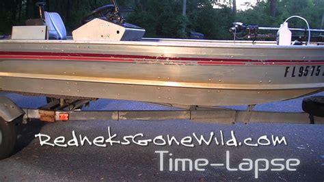 Aluminum Boat Cleaner by Aluminum Boat Cleaner