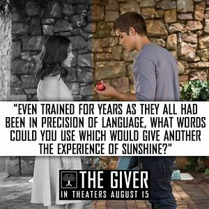 The Giver Quotes About Family Quotesgram