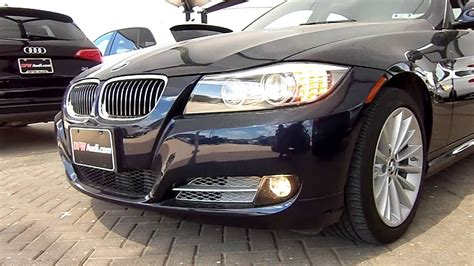 2010 Bmw 335d Start Up, Exterior/ Interior Review