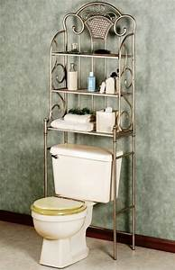 10, Useful, Over, The, Toilet, Storage