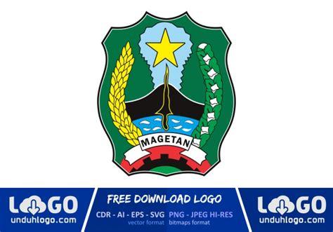 logo kabupaten magetan  vector cdr ai png