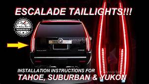 Cadillac Escalade Tail Light Wire Diagram