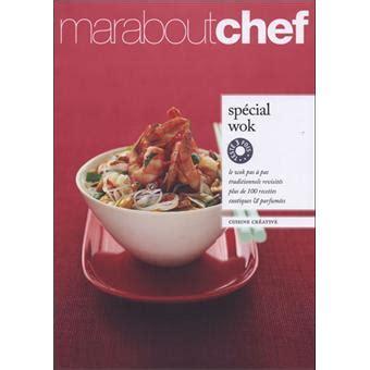 cuisiner avec un wok spécial wok broché collectif achat livre achat