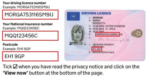 How To Generate Your Driving Licence Summary From The Dvla