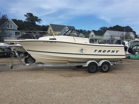 Boat Rental Norfolk Va by 1998 Trophy 2509 Wac 26 Foot 1998 Trophy Motor Boat In