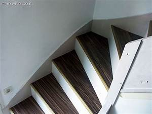 25 best revetement escalier ideas on pinterest With parquet flottant beige