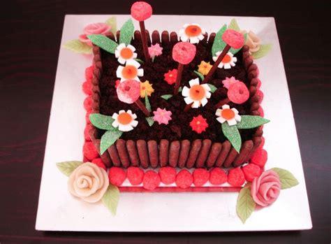 recette de cuisine pour anniversaire jardinière de bonbons gâteau d 39 anniversaire