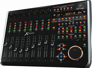Touch By Touch : kvr behringer announces x touch x touch compact and x touch mini universal control surfaces ~ Orissabook.com Haus und Dekorationen