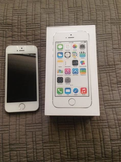 iphone 5s white iphone 5s 64gb white silver iphone ipod forums at