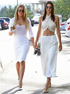 Kendall Jenner Wears Racy Crop Top to Easter Mass (PHOTOS) | PEOPLE.com