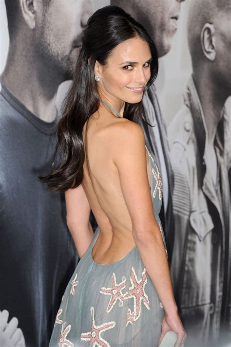 How to Get Jordana Brewster's Hair and Makeup Look From