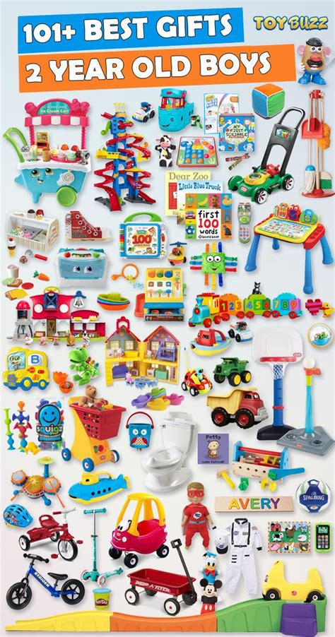 gifts   year  boys  list   toys