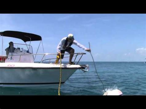 Boat Mooring How To Make by How To Properly Tie Up Your Boat To A Mooring Buoy