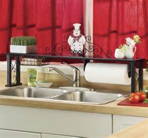 chef over the sink shelf from seventh avenue dw71306