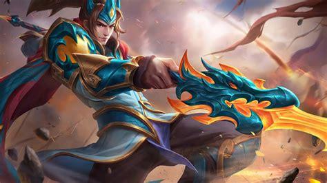zilong revamped mobile legends project