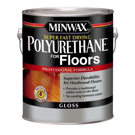 varathane floor finish polyurethane varathane 1 gal clear gloss 350 voc based floor