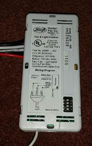 Hunter Ceiling Fans Wiring Diagram With Remote