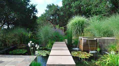 bassin de jardin 8 id 233 es pour cr 233 er un bassin aquatique contemporain