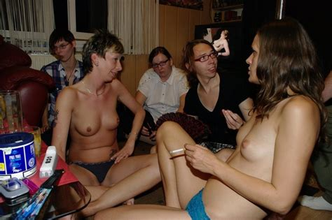 Russian Nude Party Home Porn