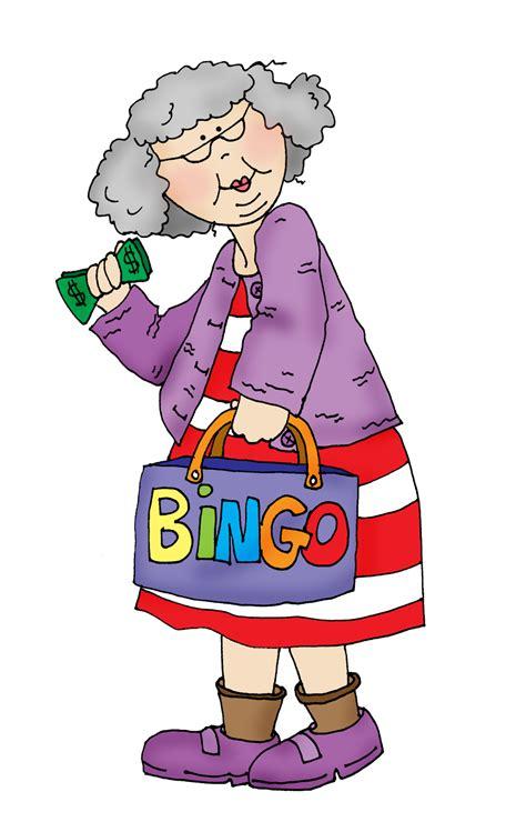 woman playing bingo clipart   cliparts