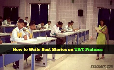 how to write best stories on tat