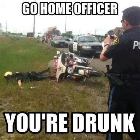 Funny Cop Memes - 20 very funny drunk images and photos